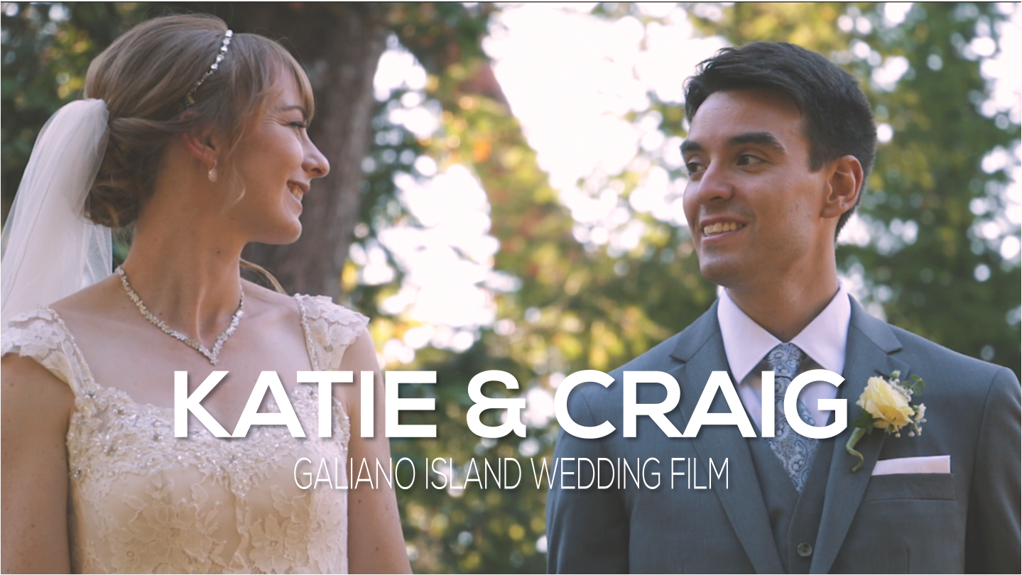 Victoria Wedding Videographer – Gabriola Island Wedding