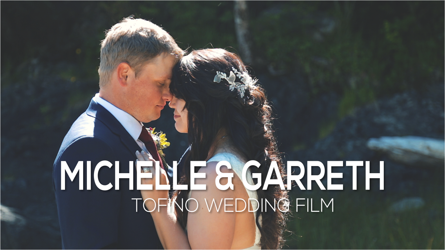 Michelle & Garreth Middle Beach Lodge Wedding – Tofino Wedding Videographer